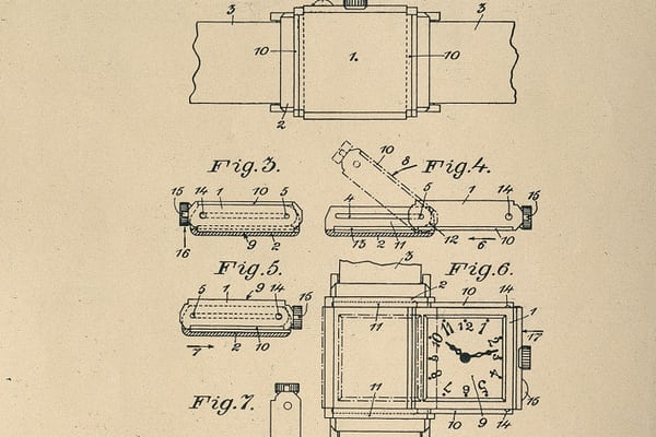 René-Alfred Chauvot's patent.