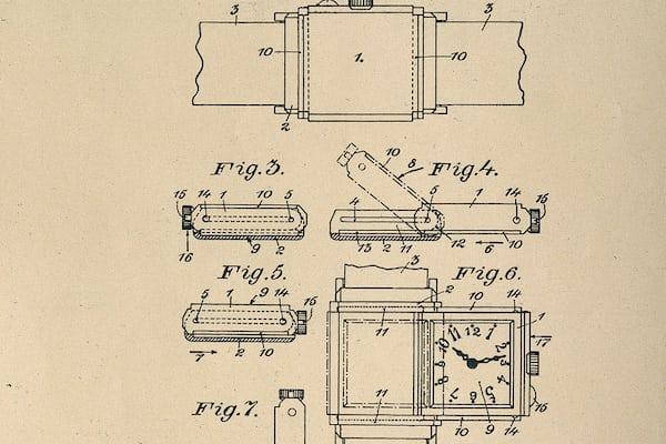 René-Alfred Chauvot's patent.