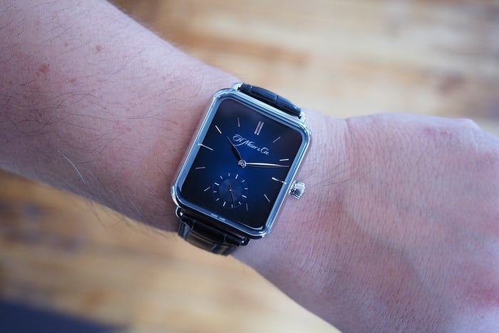 Swiss Alp Watch S wrist shot