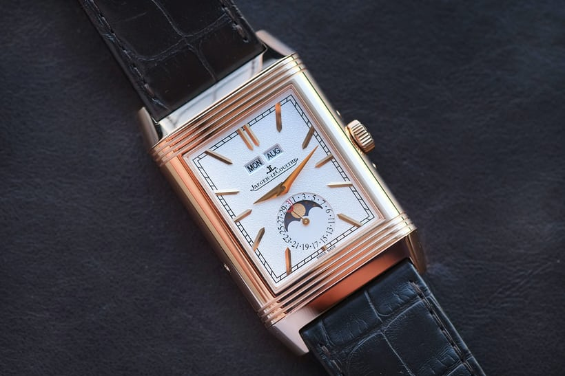 and jaeger the of lecoultre reverso watches history original time p