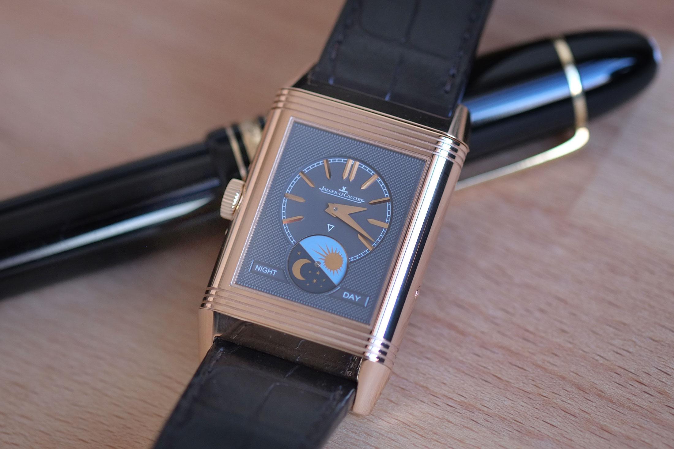 64d03b1e09e A week on the wrist the jaeger lecoultre reverso tribute calendar jpg  820x547 Jaeger lecoultre reverso