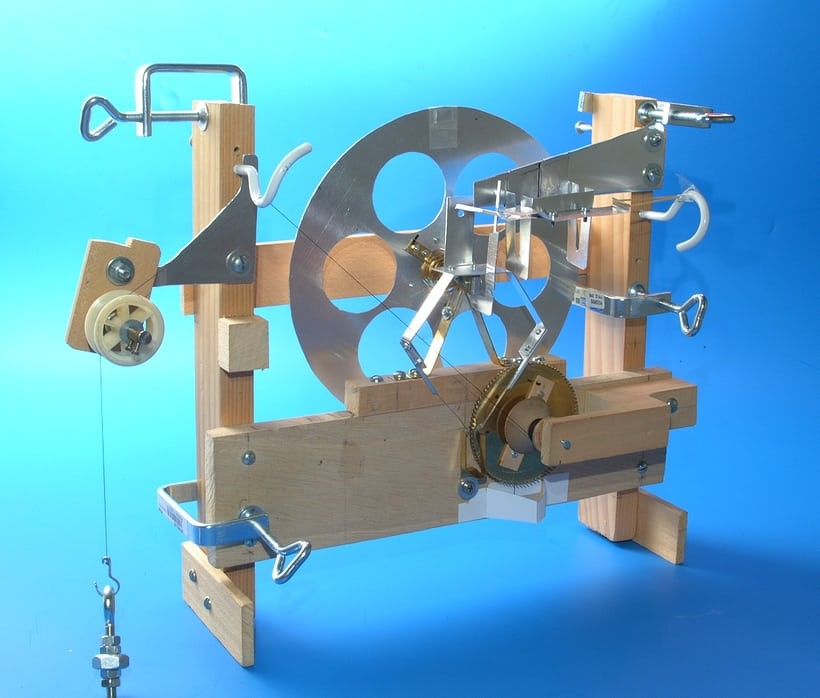 Model Genequand escapement