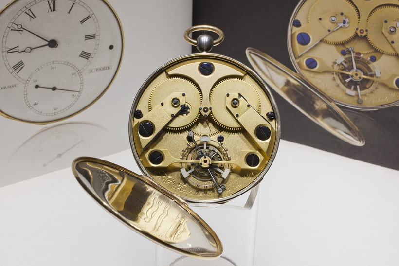 fp journe first pocketwatch tourbillon