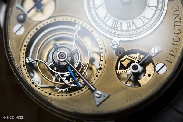 fp journe tourbillon