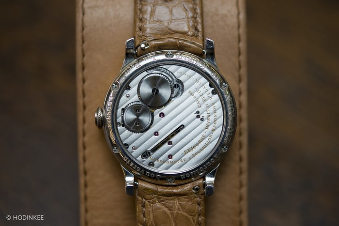 First Generation Tourbillon Souverain Journe