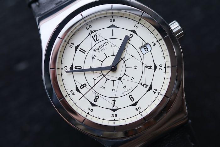 swatch sistem51 dial