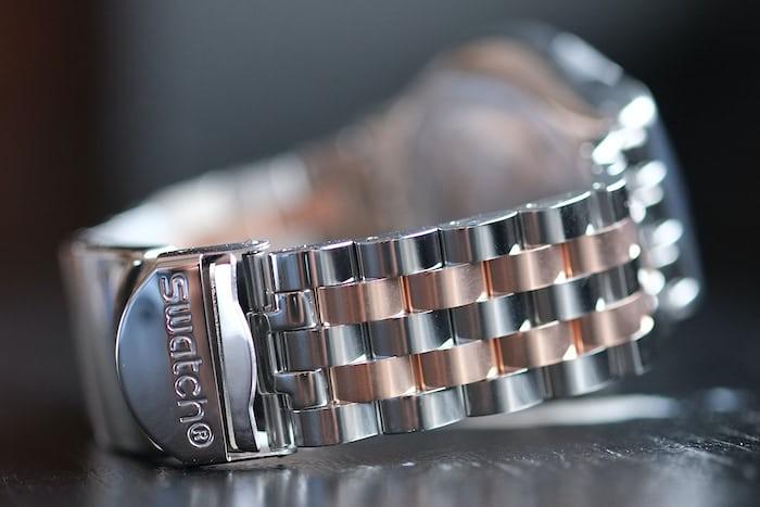 swatch sistem51 bracelet clasp