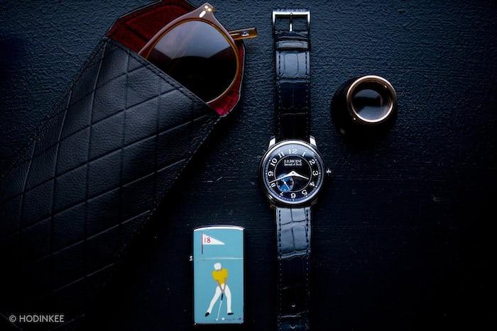 Chronomètre Bleu fp journe