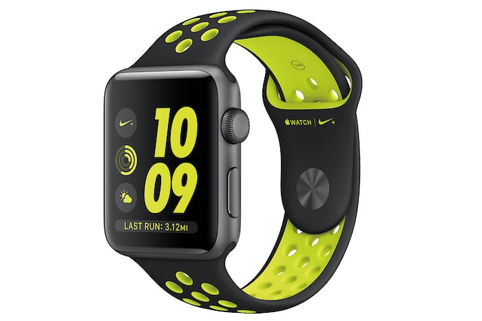 Apple Watch Series 2 Nike +