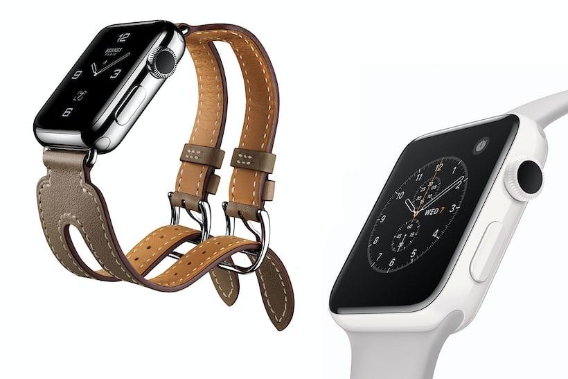 ceramic white apple watch series 2