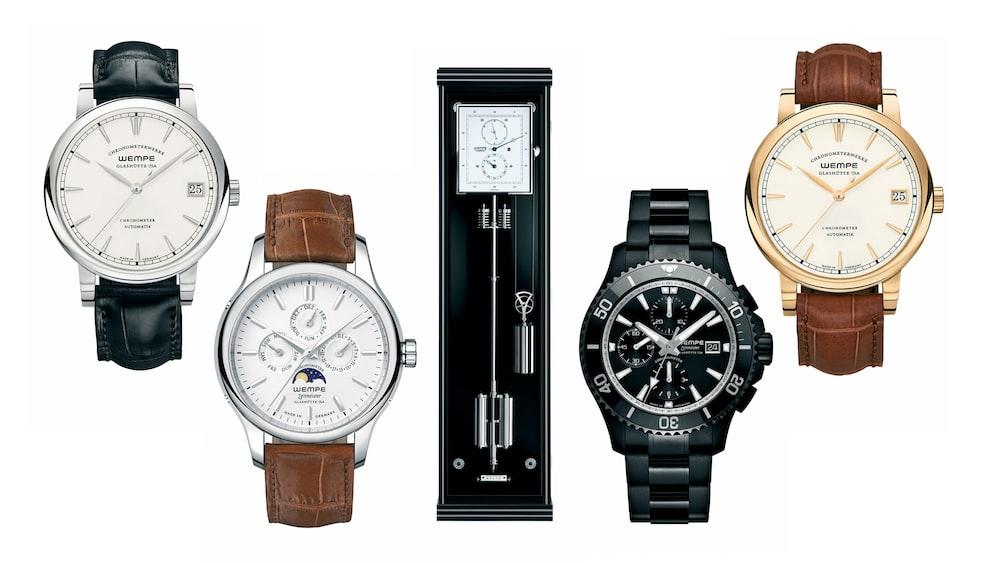 Introducing: Wempe Celebrates The Zeitmeister Chronometer
