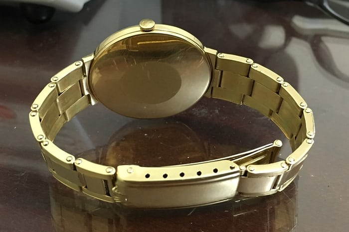 Rolex Precision 9083 Yellow Gold