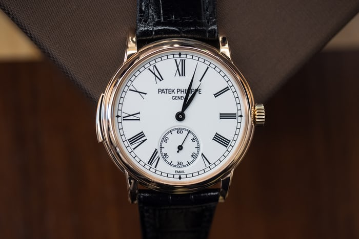 Patek Philippe Reference 5078R