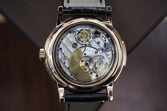 Patek caliber R 27 PS
