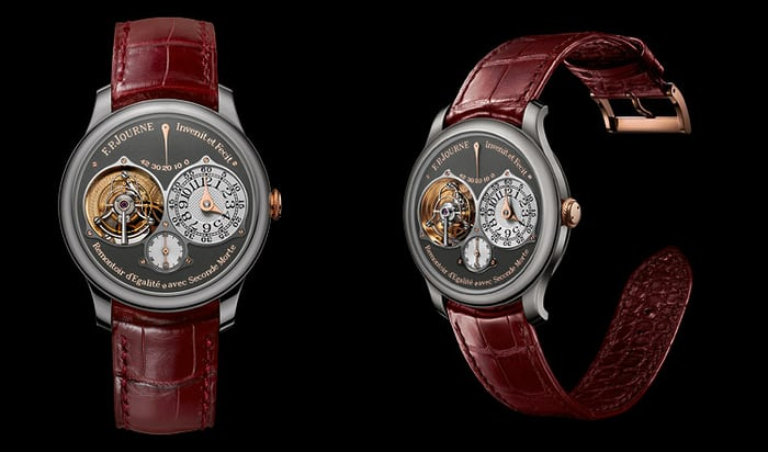 FP Journe Titanium Tourbillon