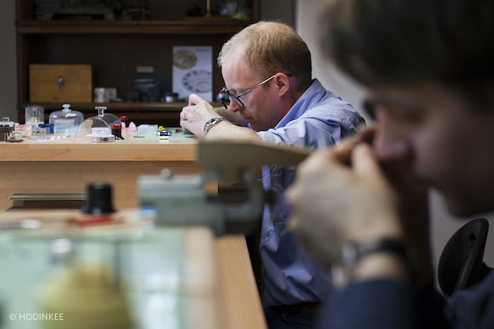 roger smith watchmaker