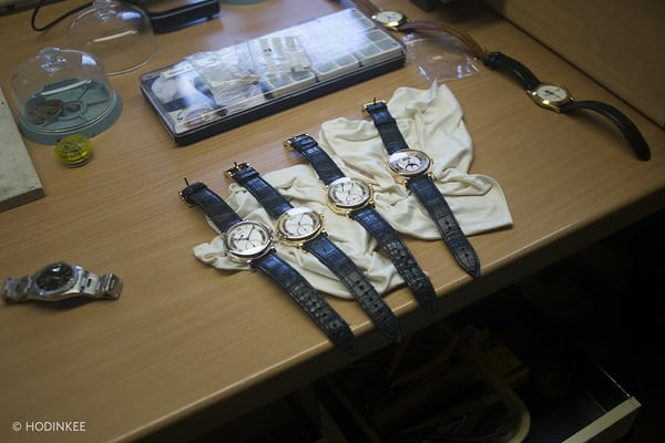 roger smith series watches