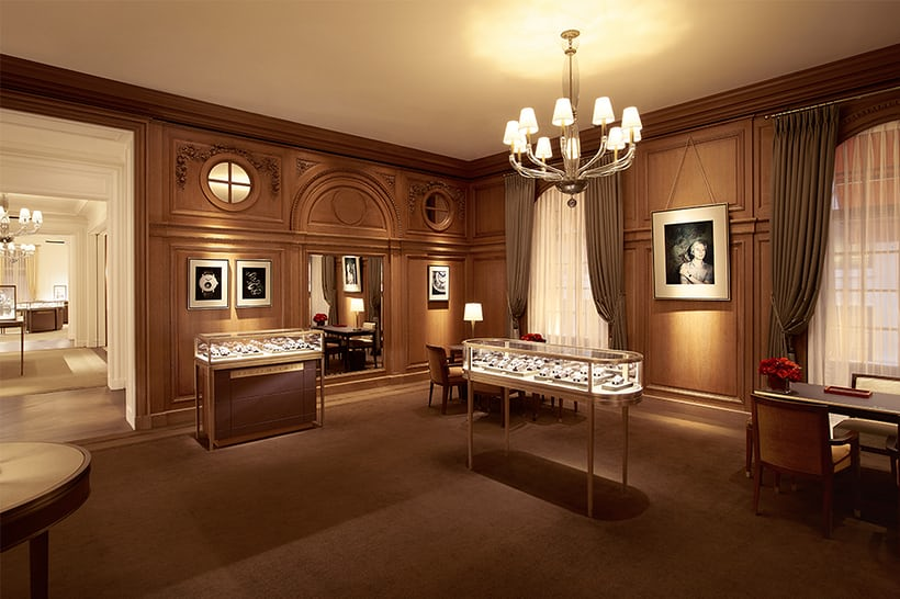 Warhol Salon Cartier