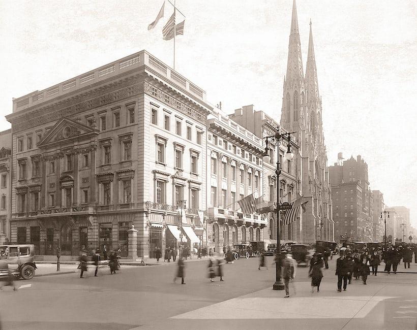 Cartier mansion 1920