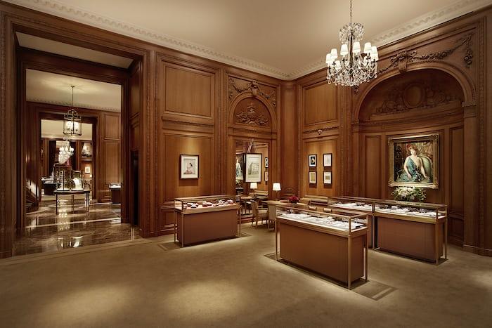 Maisie Plant Salon, Cartier Mansion, 2016
