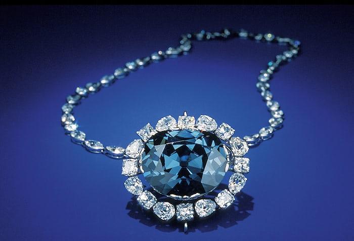 Hope Diamond Cartier 1910