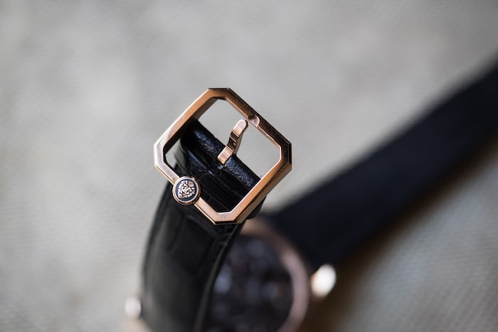 chanel watch buckle