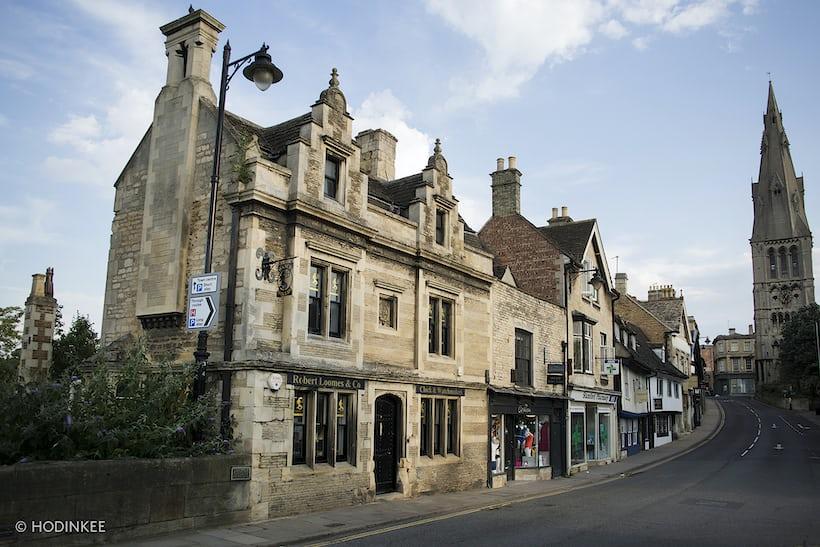 Robert Loomes Stamford England