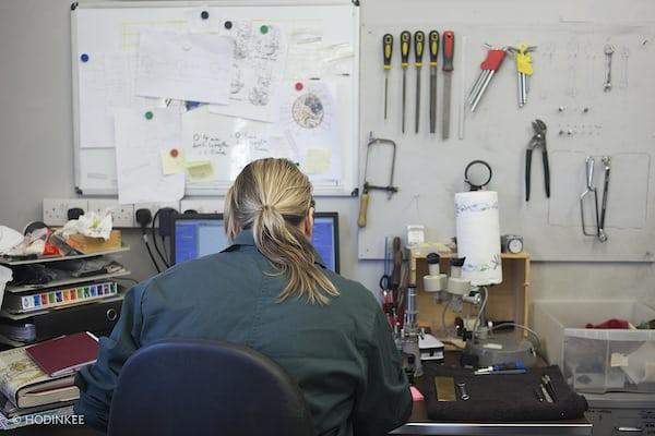Robert Loomes watchmaking