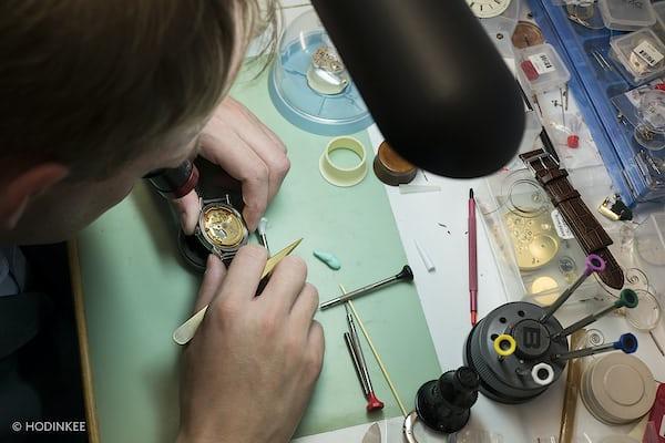 Robert Loomes watchmaker