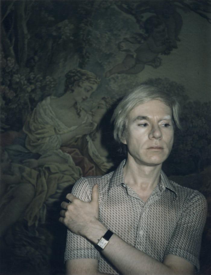 Andy Warhol Cartier Tank