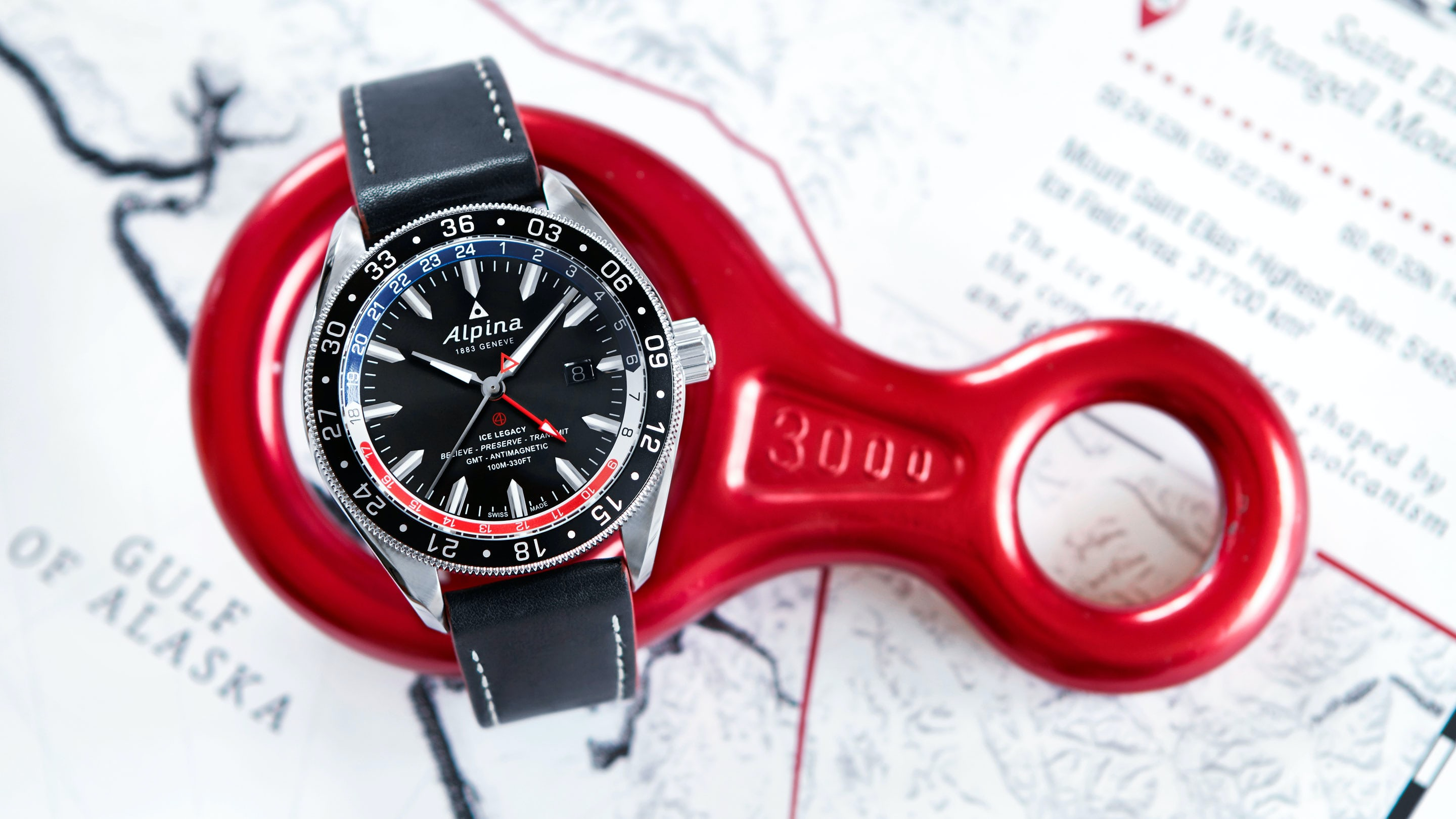 Introducing The Alpina Alpiner Automatic GMT And Its Less - Alpina gmt