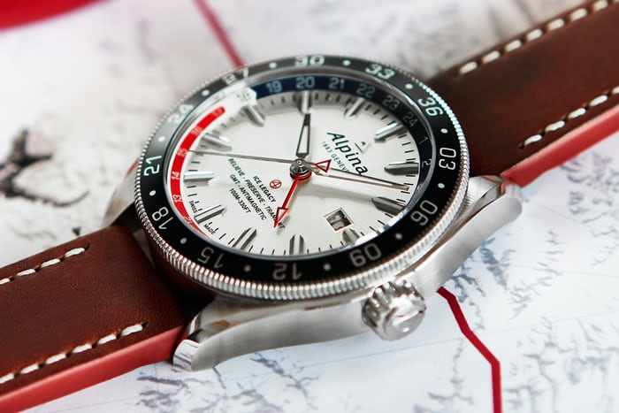 alpina alpiner automatic gmt