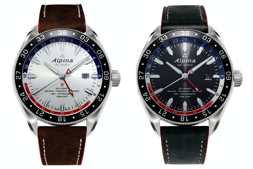alipina alpiner 4 automatic gmt