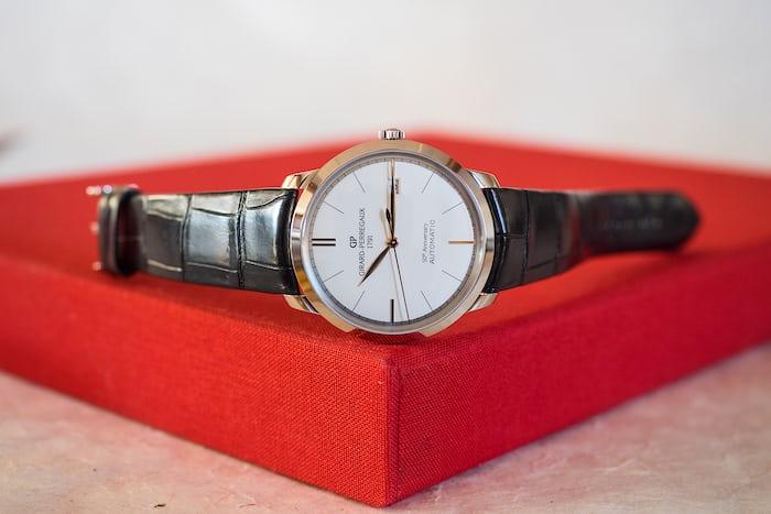 Girard-Perregaux 1966 50th Anniversary dial
