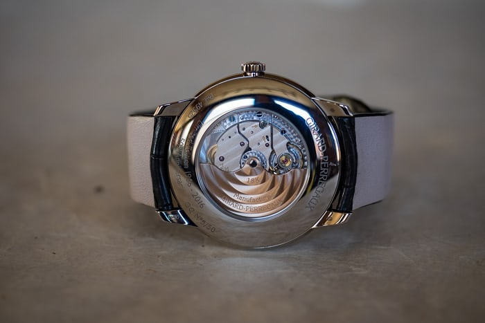 Girard-Perregaux 1966 50th Anniversary movement