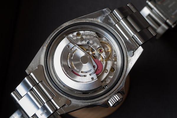 Rolex Automatic movement 3000