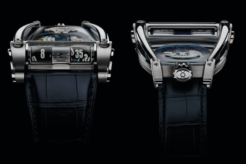 white gold mb&f hm8