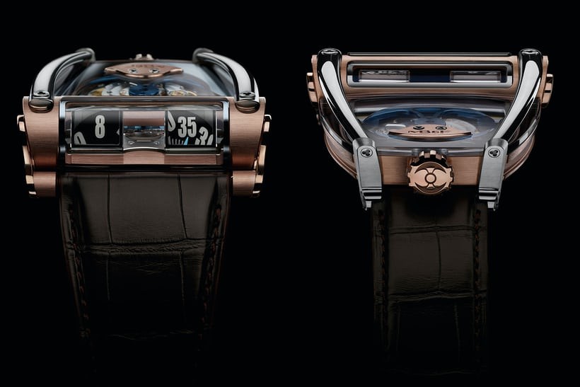 red gold mb&f hm8