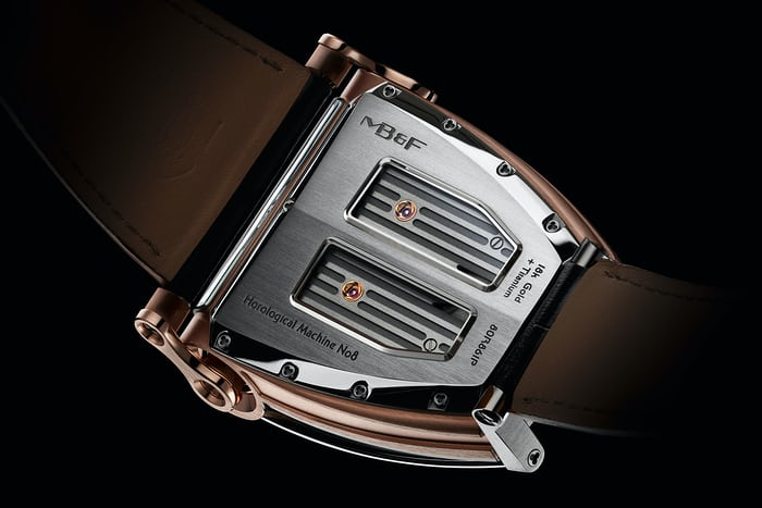 mb&f hm8 movement