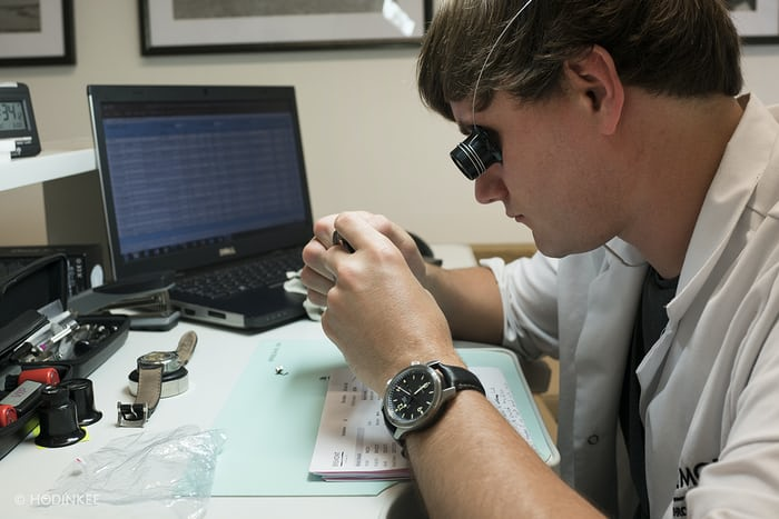 bremont quality control