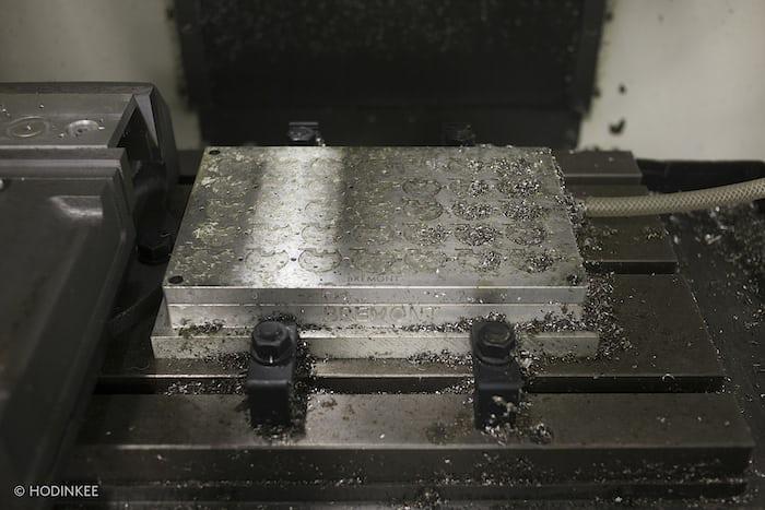 bremont silverstone movement components