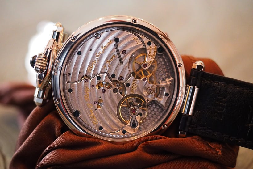 Bovet 19 Thirty caliber 19 thirty