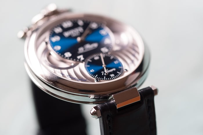 Bovet 19 Thirty lower lug