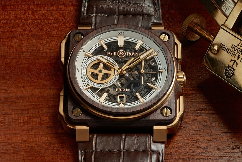 Bell and Ross BR-X1 Skeleton Chronograph