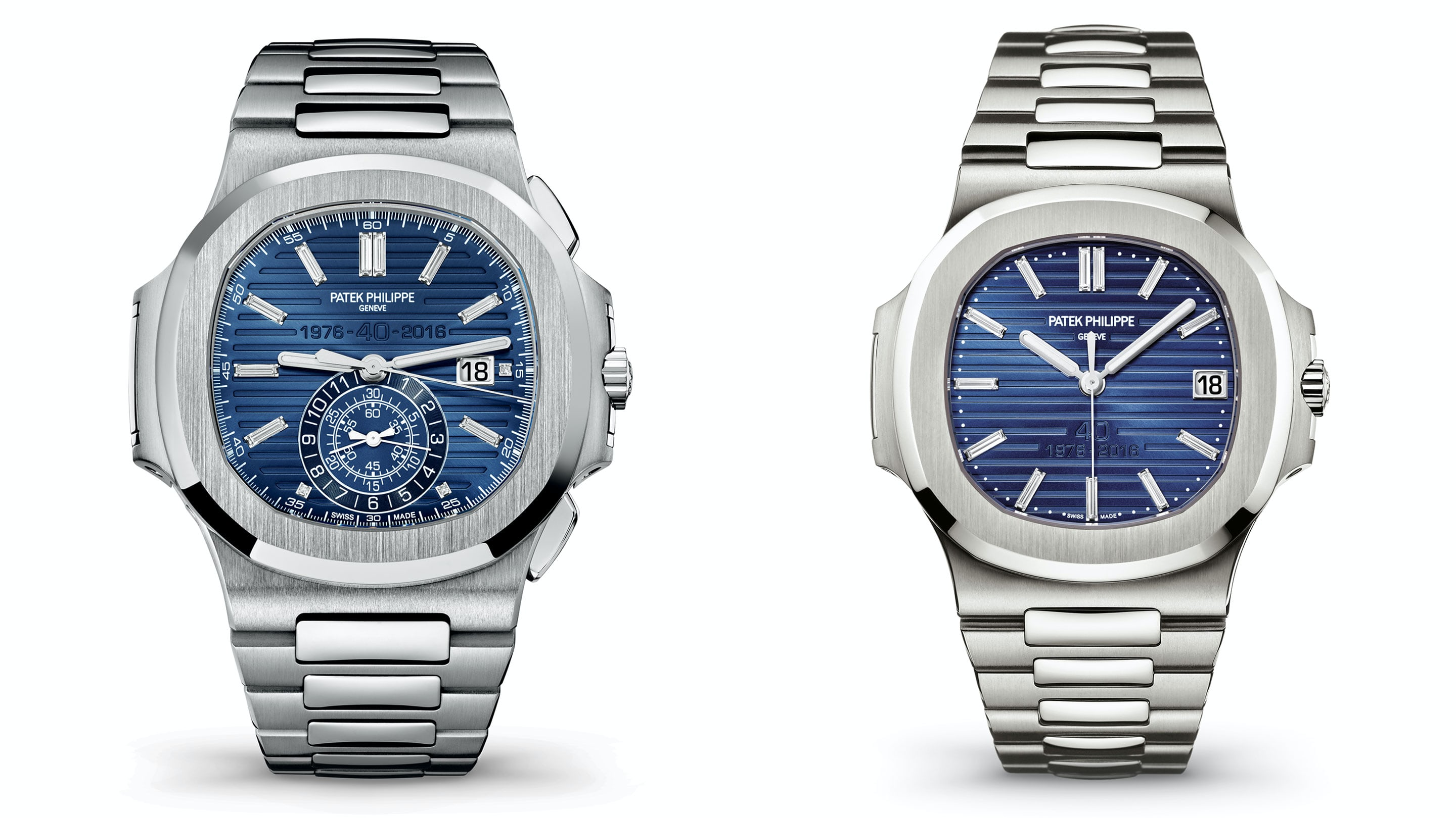 41c80bc3d75 Introducing  The Patek Philippe 5976 1G And The 5711 1P