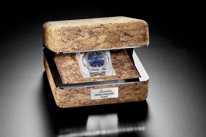 nautilus cork box anniversary