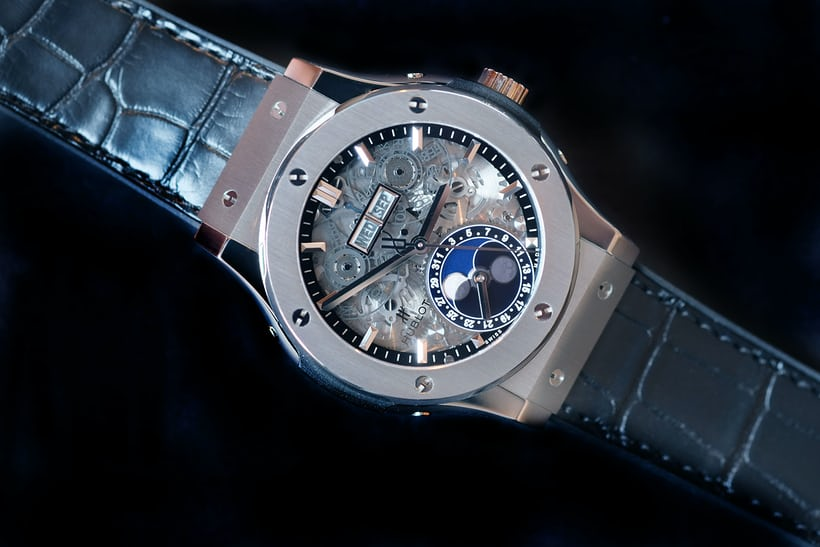 Hublot Aerofusion Moonphase Titanium 42mm