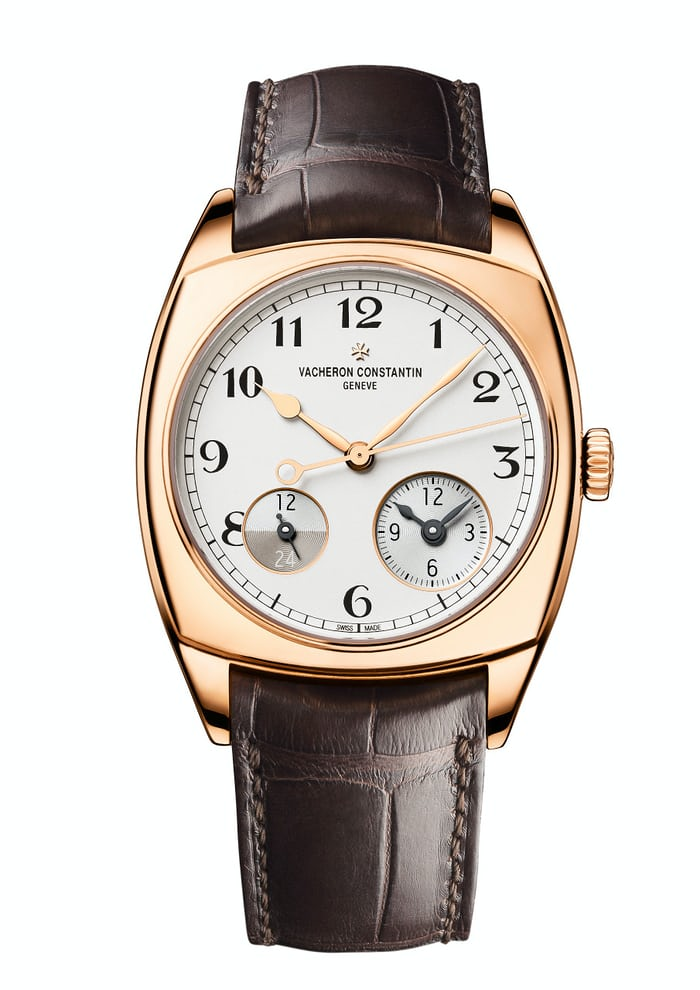 Harmony Dual Time Model large pink gold