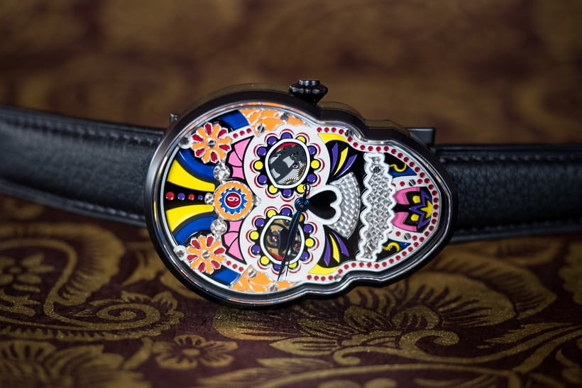 fiona kruger skull watch