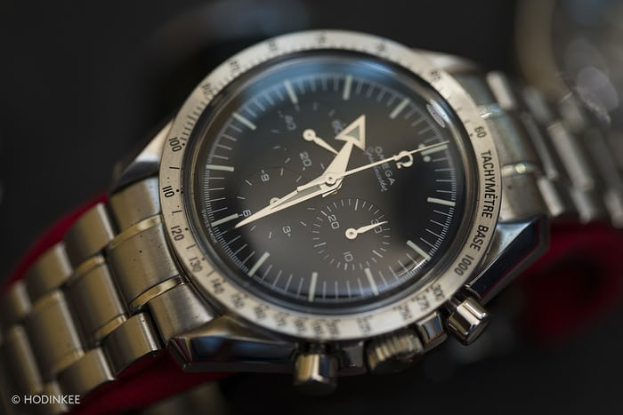 Speedmaster Professional Mission from 1957